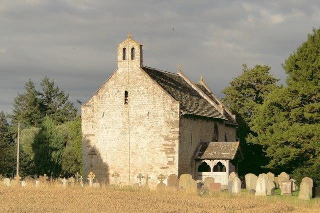 St Michael, Moccas