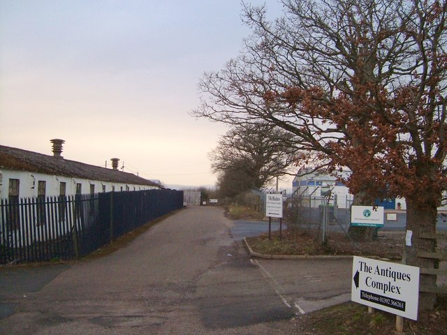 Exeter Airport Business park