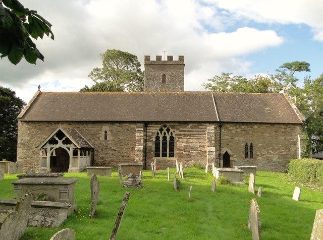 St Andrew, Bredwardine