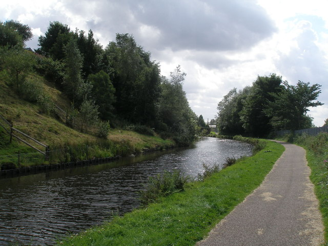 Rochdale Canal, east of bridge 53