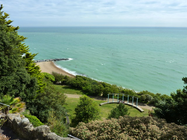 The Amphitheatre, Lower Leas Coastal Park, Folkestone