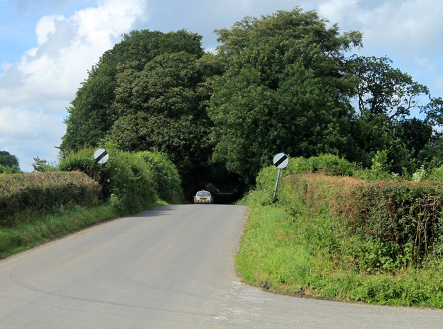 2012 : North on New Road near Kilmington