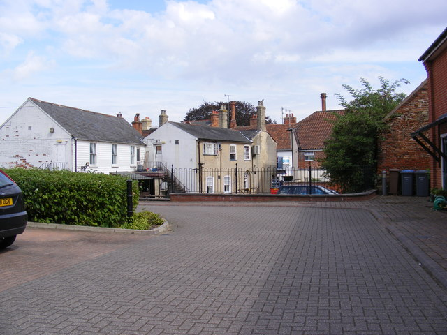 Bell Close, Saxmundham