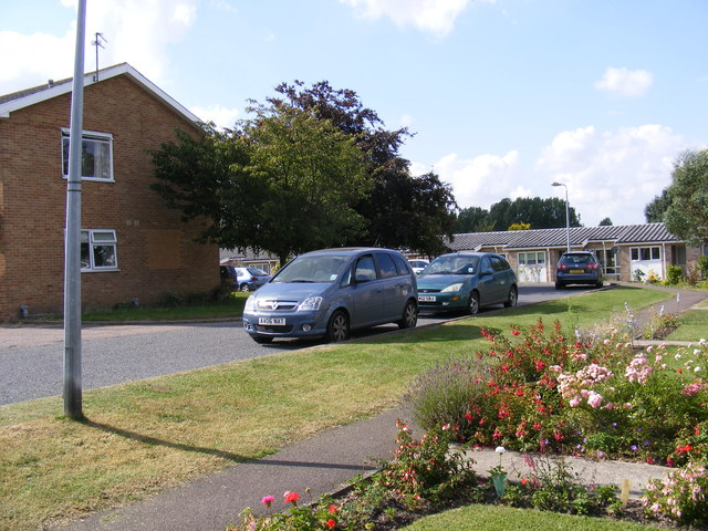 Beech Close, Halesworth