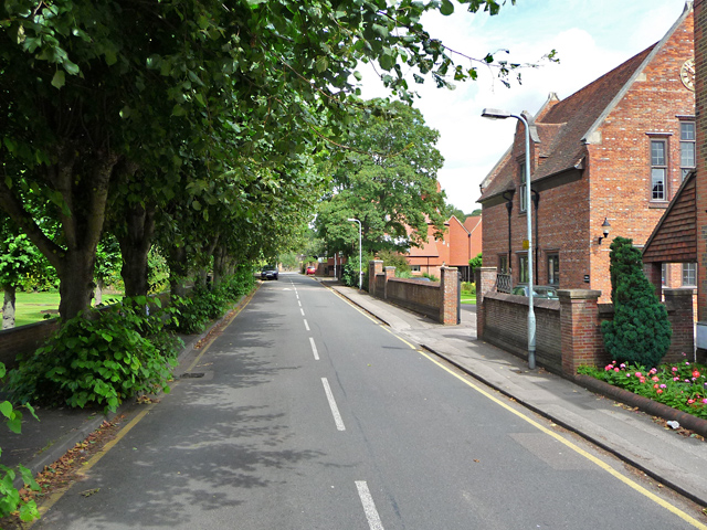 Mill Street, Berkhamsted