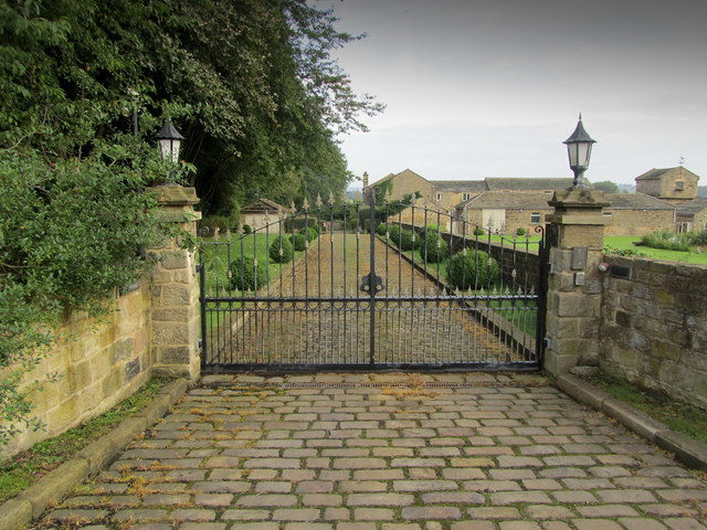 Entrance to The Nunnery