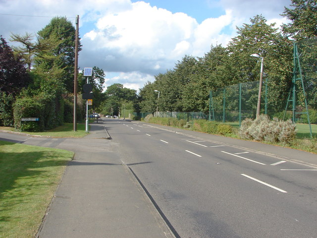 Coldharbour Road