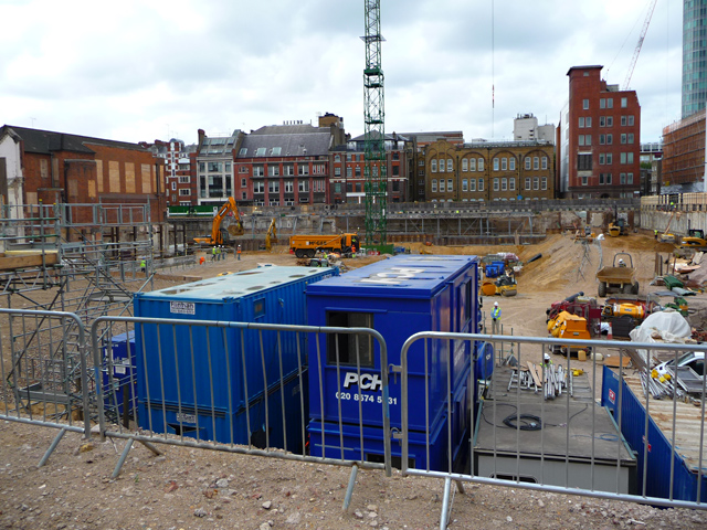 Redevelopment of the Middlesex Hospital site