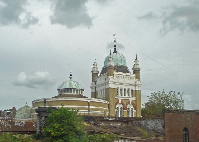 Streatham Waterworks Pumping Station