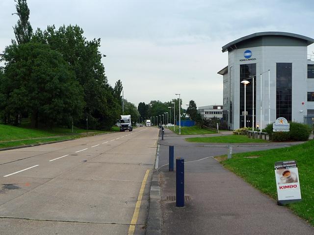 Miles Gray Road, Basildon