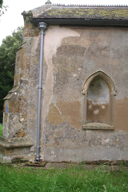 St.John the Baptist's church, Yarburgh: detail