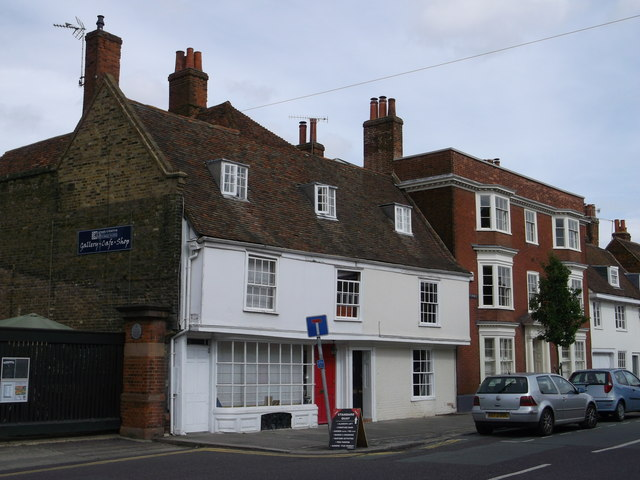 No 3 and 4 Abbey Street, Faversham