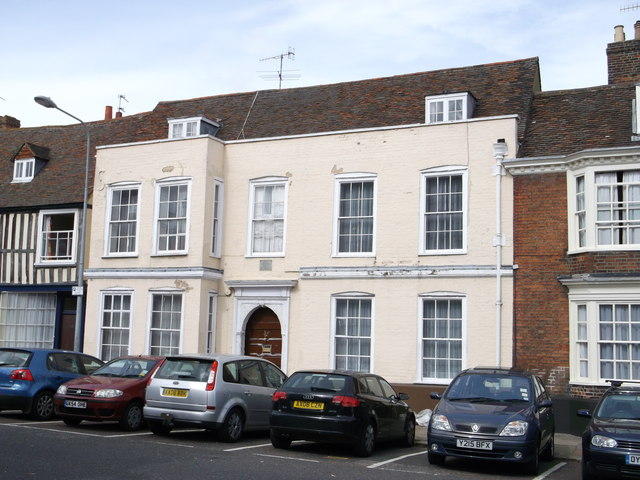 No 23 Court Street, Faversham