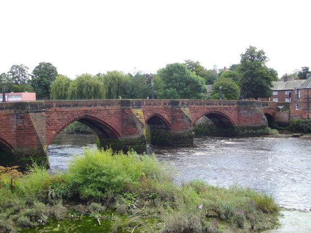 Old Dee Bridge