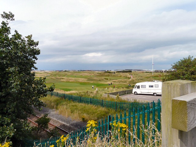 St Anne's Old Links Golf Course