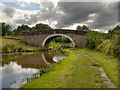 SD6123 : Ollerton Bridge No 3, Leeds and Liverpool Canal by David Dixon