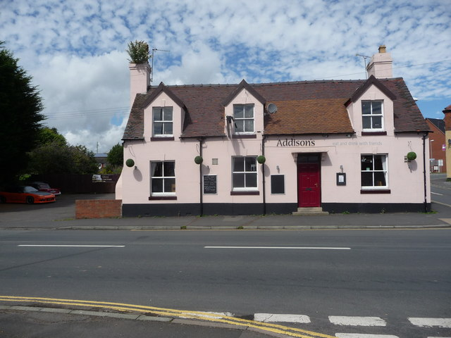 Addison's on the High Street, Cleobury Mortimer