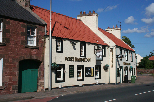 West Barns Inn