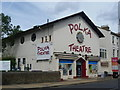 TQ2570 : The Polka Theatre by Ian Yarham