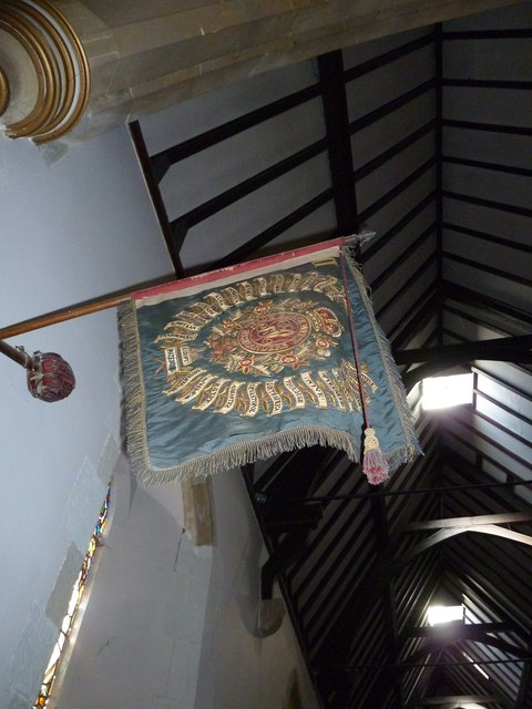 Inside Holy Trinity, Bembridge (vi)
