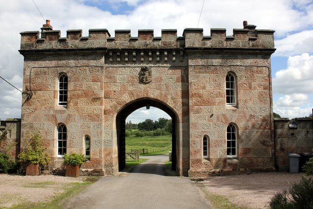 Somerset Lodge, Cholmondeley Castle