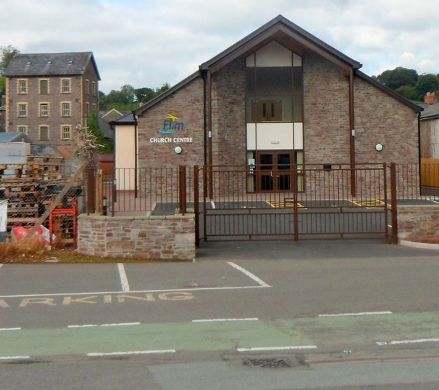 Elim Church Centre, Brecon
