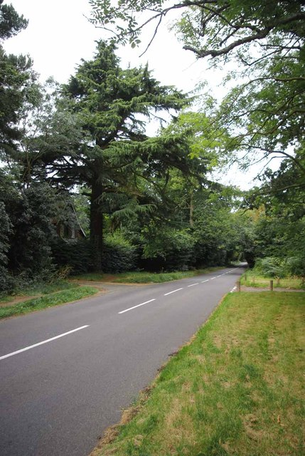 Barton Hall Road