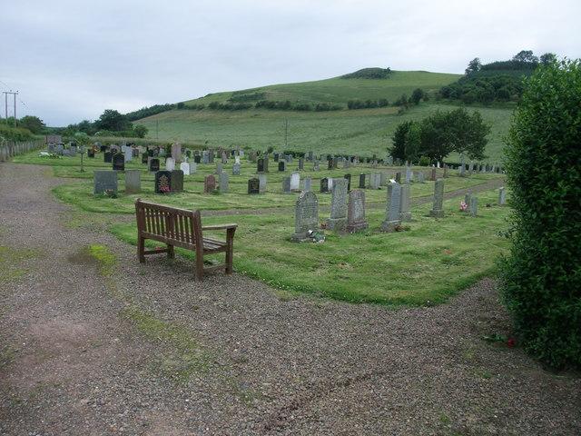 Cemetery at Duncanhaugh