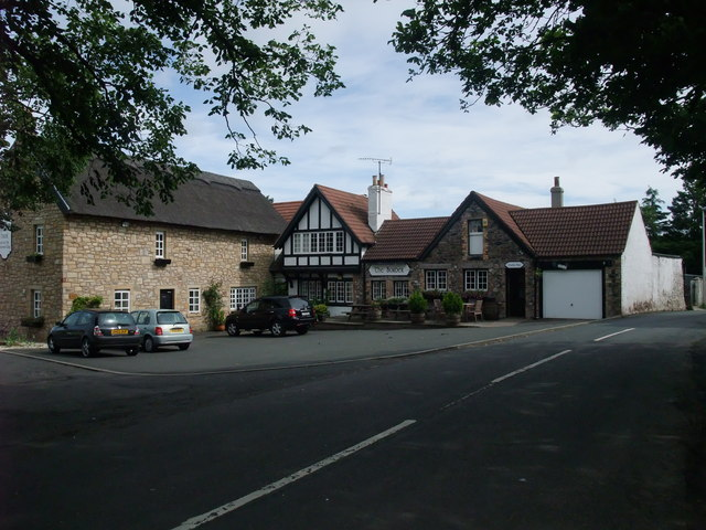 The Border Hotel, Kirk Yetholm