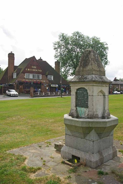 The Keston Drinking Fountain