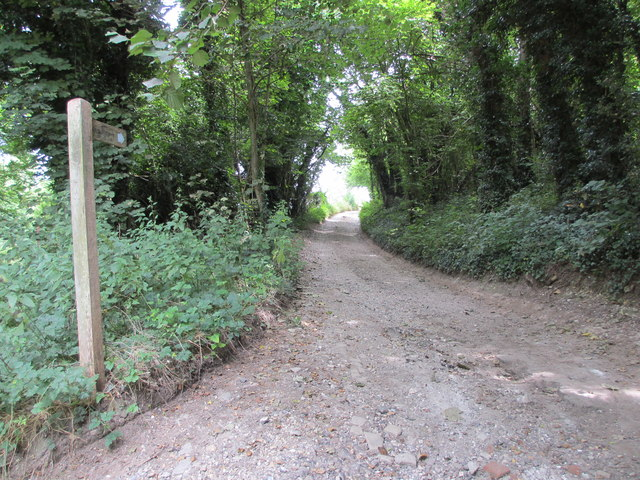 Route to Findon Park Farm