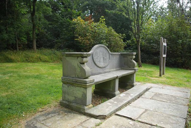 Wilberforce's Bench