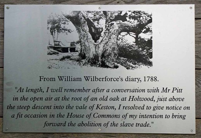 Wilberforce's Diary