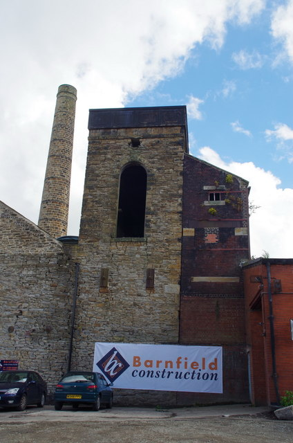 Sandygate Mill, Burnley