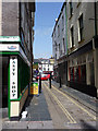 SX4854 : Parade Ope, Plymouth, Devon by Christine Matthews