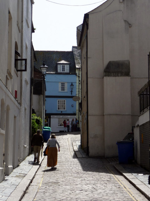Pin Lane, Plymouth, Devon