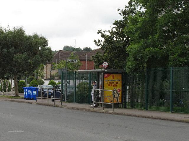 Bus stop, Togher Road, Cork
