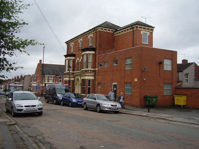 Doctors surgery, Chester Street