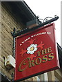 SE3511 : The Cross public house, Royston by Ian S