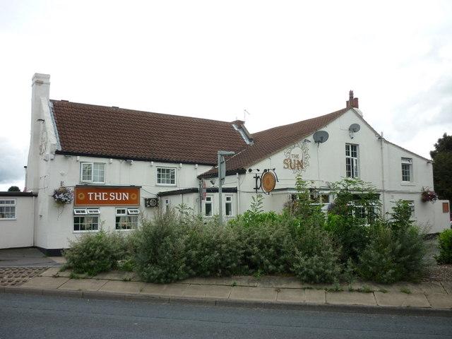 The Sun Inn, Monk Bretton