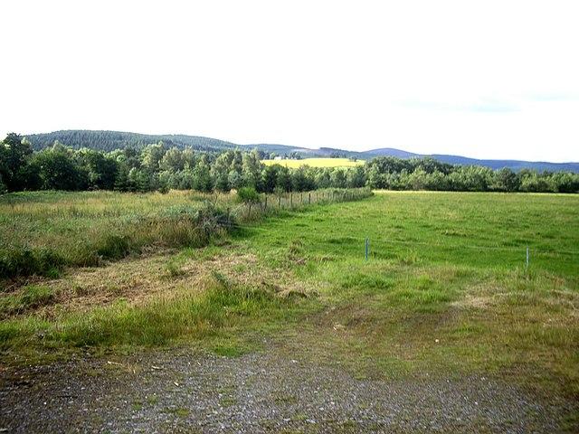 Fenced fields