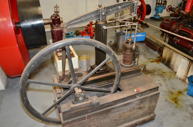 Small Beam Engine