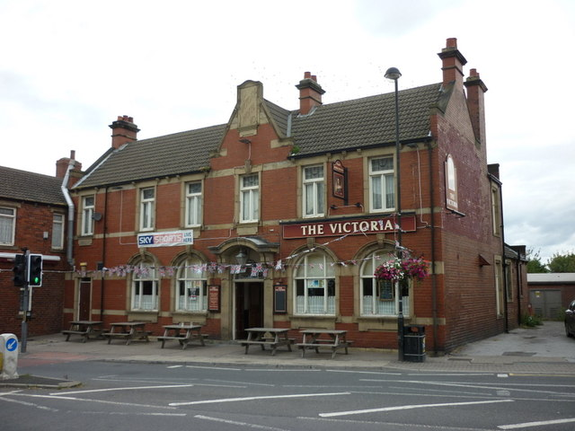 The Victoria, Cudworth
