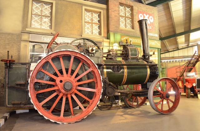 John Fowler Traction Engine