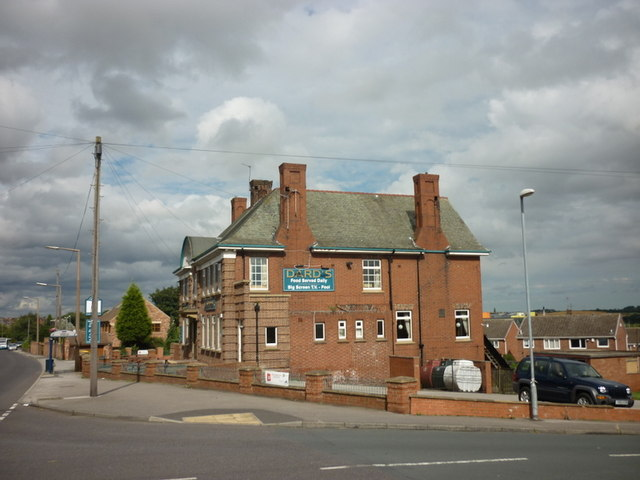 The Dard's, Upper Cudworth