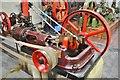 TM0780 : Marshall Horizontal Engine by Ashley Dace