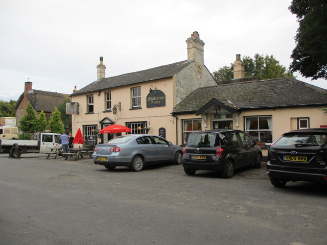 Winterton Arms, Crockerhill
