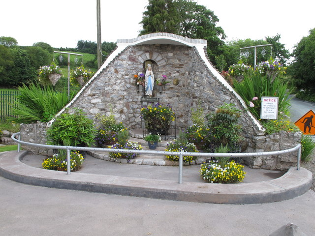 Grotto at Curraheen