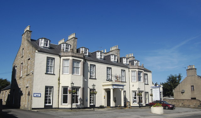 The Kintore Arms Hotel, High Street, Inverurie