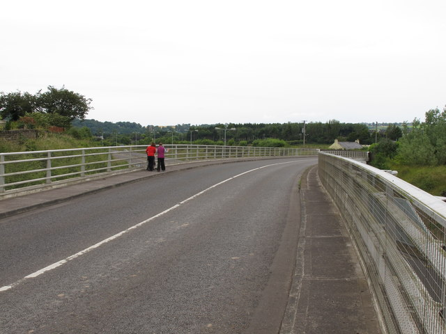Clash Road bridge over N22 dual carriageway